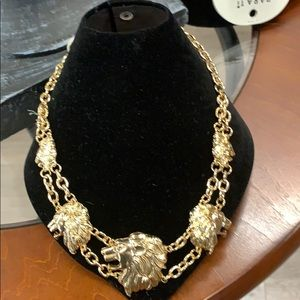 Jewelry - 🦁 Pre Worn Lion Head Necklace